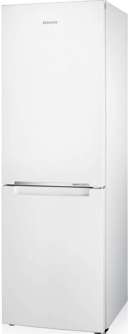Холодильник з морозильною камерою Samsung RB29FSRNDWW