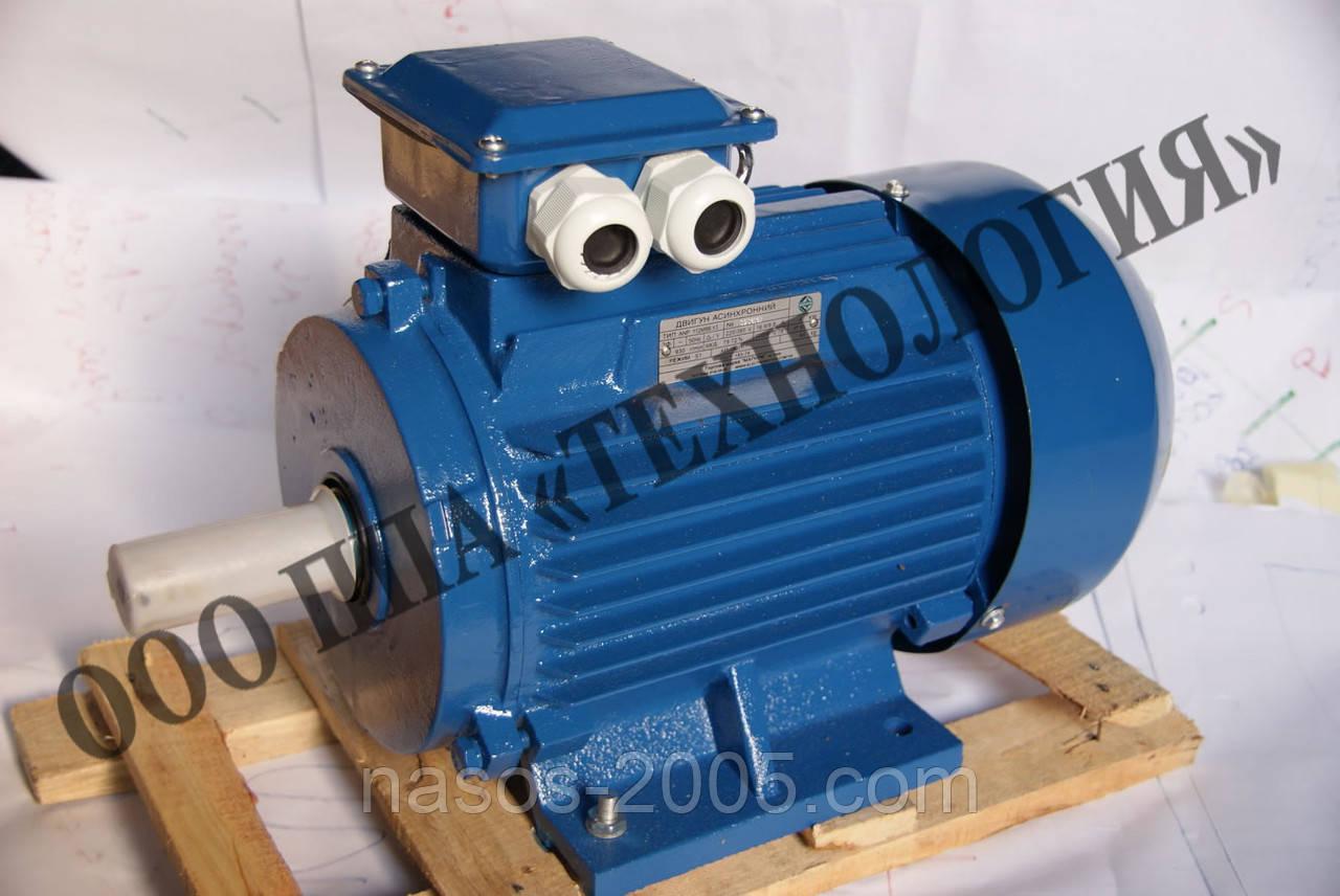 Электродвигатель АИР 80 B2 2,2 кВт 3000 об/мин