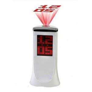 Настольные электронные часы с проектором 1136A, фото 2