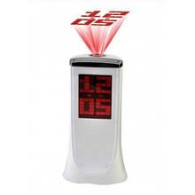 Настільні електронні годинники з проектором 1136A
