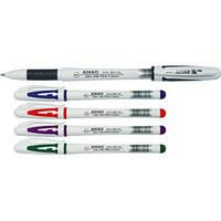 Ручка Aihao №АН-801А гелевая, 0,5 мм. Цвета разные