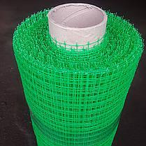 Сетка пластиковая для птиц 1*50 м (12*14мм), фото 2