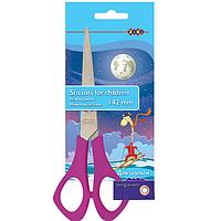 Ножницы детские для левши Zibi 142мм розовые (ZB.5002-10)