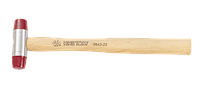 Молоток рихтовочный  178 гр. (мягкий боек) KINGTONY 7842-28