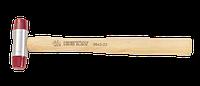 Молоток рихтовочный  344 гр. (мягкий боек) KINGTONY 7842-35