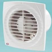 Осевой вытяжной вентилятор Вентс 125 ДТ Л, Украина