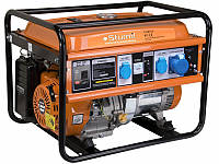 Sturm PG8755 бензогенератор для частного дома на 5,5 кВт