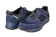 Мужские туфли mida 11256син синие   весенние , фото 1