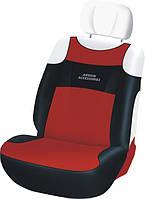 Автомобильные чехлы Sport Line на передние сиденья / цвет: касный