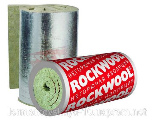 Rockwool Tech Mat Alu 50мм, фото 2