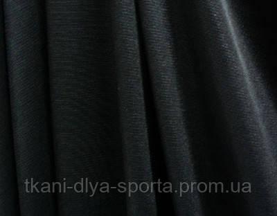 Стрейч-сетка черная
