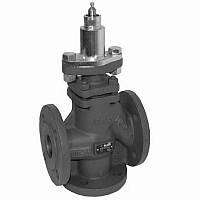 Трехходовые седельные фланцевые клапаны серии H7…X…S… DN 15...100 BELOMO PN25