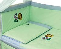 """Ограждение защитное в детская кровать """"Львенок"""""""
