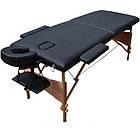 Массажный стол деревянный 2-х сегментный складной массажная кушетка, фото 3