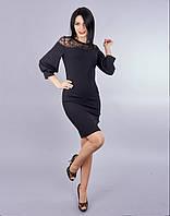 Женское вечернее платье 739-1 (Е.С.27) р-с-п размер 50