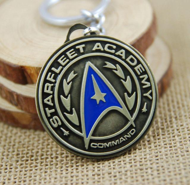 Брелок Звездный путь Star Trek