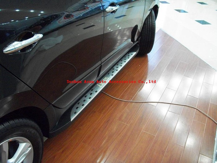 Подножки Hyundai IX35 2010-2015