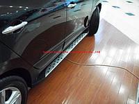 Подножки Hyundai IX35 2010-2015, фото 1
