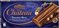 Шоколад «Chateau» - молочный шоколад с фундуком и изюмом, 200г