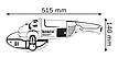 Угловая шлифмашина (болгарка) Bosch GWS 22-230 H, фото 3