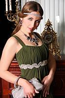 Вечернее платье Змейка