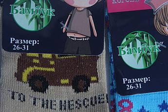 Детские носки мальчик 26-31 «Корона», фото 2