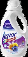 Lenor Colorwaschmittel Flüssig Blütentraum und Rosenduft - Жидкое моющее средство, 18 стирок