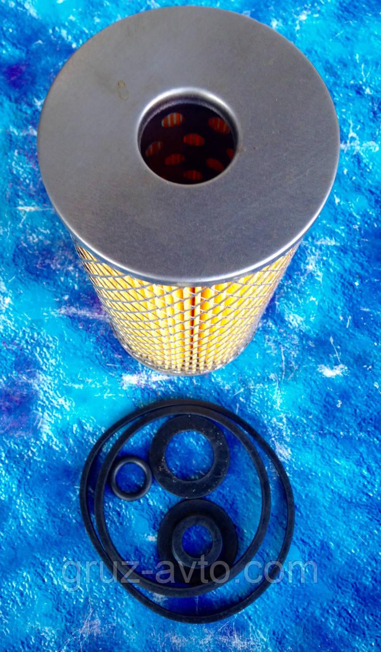 Масляный фильтр с комплектом уплотнений ГАЗ-53