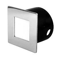 Светодиодный встраиваемый светильник LED-B04 теплый белый (3000К)