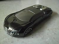 Мобильный телефон Bugatti Veyron на 2 SIM + MP3 + FM радио! Металический!