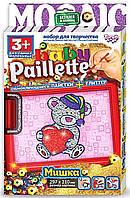 "Набор для творчества ""Baby Paillette"" глиттер + пайетки (18)"