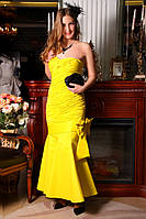 Вечернее корсетное платье Фэнди