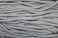 Шнур акрил 10мм (100м) св.серый