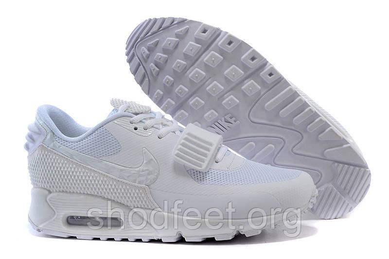 Женские кроссовки Nike Air Yeezy 2 SP Max 90 White