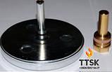 Термометр биметаллический аксиальный Watts F+R801 SD , фото 3