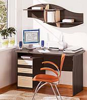 Стіл комп'ютерний СК-3750 Комфорт Мебель / Стол компьютерный СК-3750 Комфорт Мебель