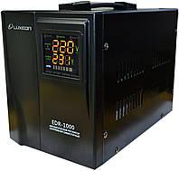 Стабилизатор напряжения Luxeon EDR-1000VA (700Вт), симисторный, фото 1