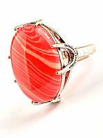 Кольцо Сардоникс (серебро)