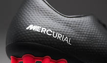 Бутсы Nike Mercurial Victory V AG 555608-010, Черный, найк меркуриал (Оригинал), фото 3