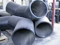 Стыковые сегментные сварные фитинги  для полиэтиленовых водопроводных напорных труб ПЭ80 и ПЭ100