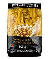 Макароны pennette rigate Piacelli, 500 гр.