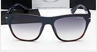 Солнцезащитные очки PRADA (spr 82) brown-blue SR-112