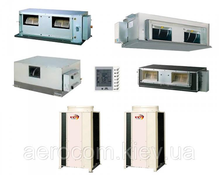 Кондиционер канальный EWT clima B100GH / B100GAH - Аэроком - вентиляция, кондиционирование, отопление в Днепре