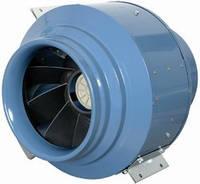 Канальные вентиляторы для круглых каналов Systemair серии KD