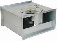 Вентиляторы Systemair для прямоугольных каналов серий KE и серия KT