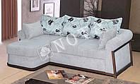 """Угловой диван с оттоманкой """"Версаль"""""""