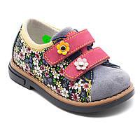 Туфли FS Сollection для девочки, кожаные, размер 20-30