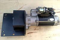 Пусковой двигатель модернизированый (ПДМ) c редукторным стартером СМД-60 ХТЗ,Т-150