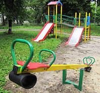 Балансир Казак-1 для улицы (150см) малый, фото 1