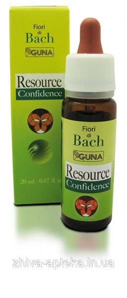 """Resource confidence"" Guna"